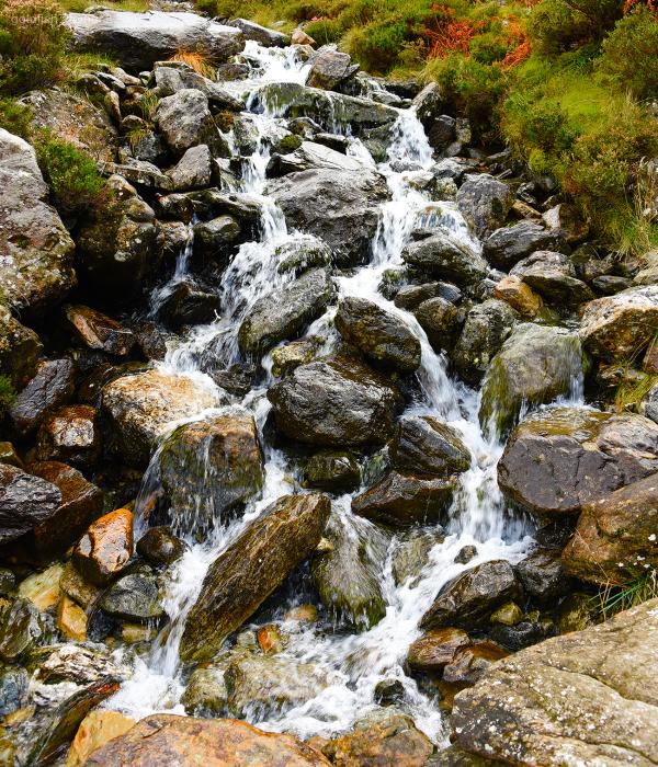 Cwm Idwal - Snowdonia VII
