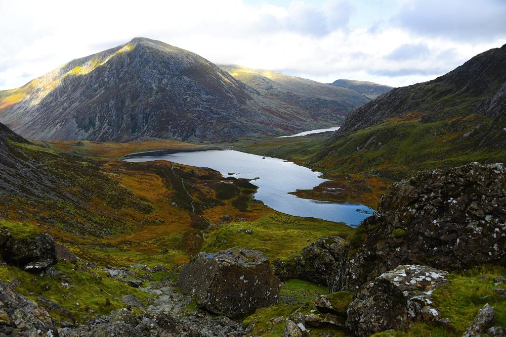 Cwm Idwal - Snowdonia X