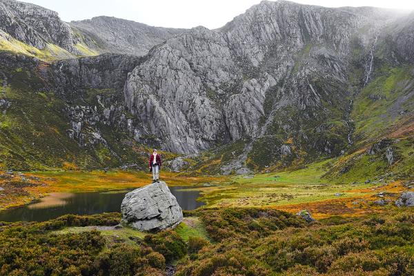 Cwm idwal - Snowdonia XIII