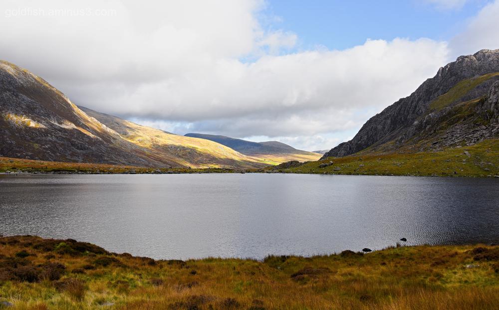 Cwm Idwal - Snowdonia XIV