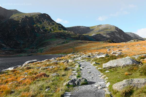 Cwm Idwal - Snowdonia XVII
