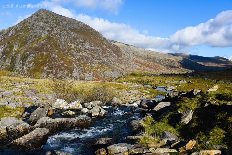Cwm Idwal - Snowdonia XVIII