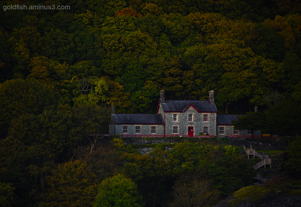 Golden Hour in Llanberis VIII
