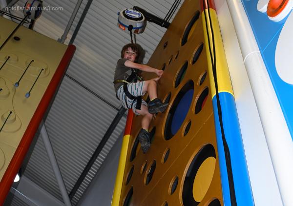Clip & Climb II