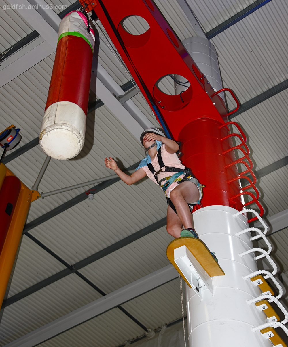 Clip & Climb III (The Leap of Faith)