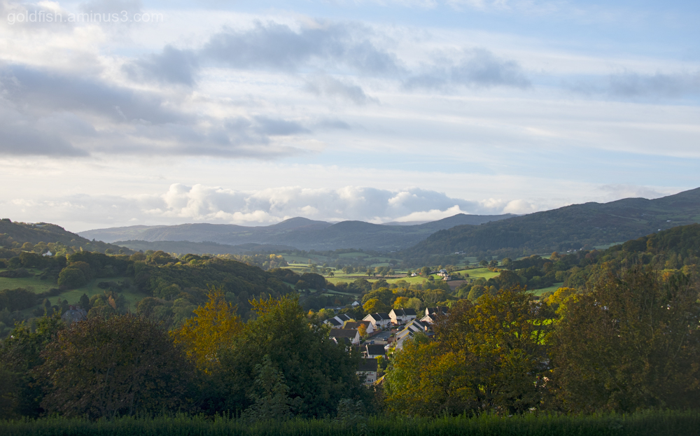 View from Conwy YHA