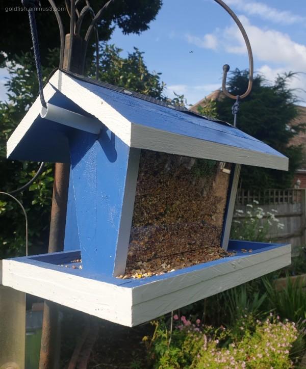 Recycled Bird Feeder II