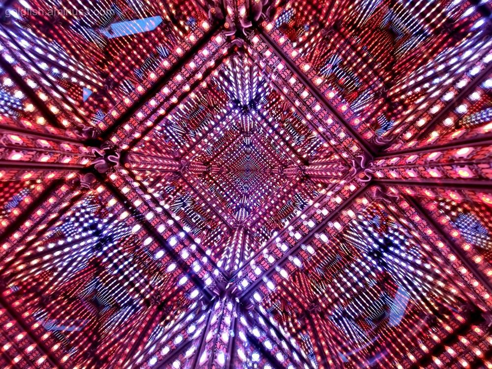 Infinity LED Cube vi