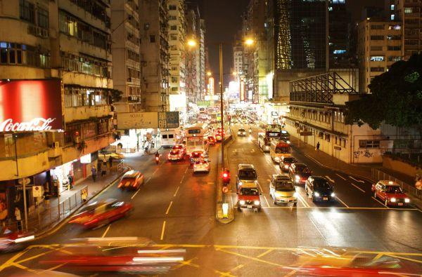 Mid Night Hong Kong