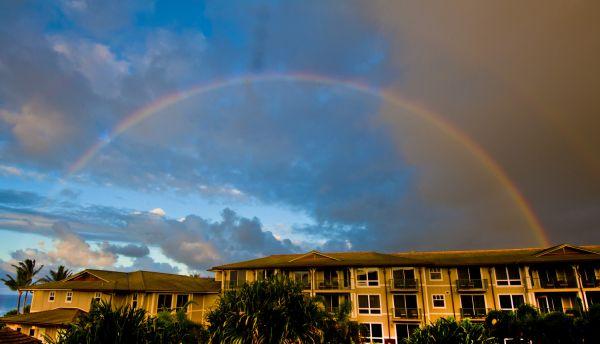 Full Kauai Rainbow