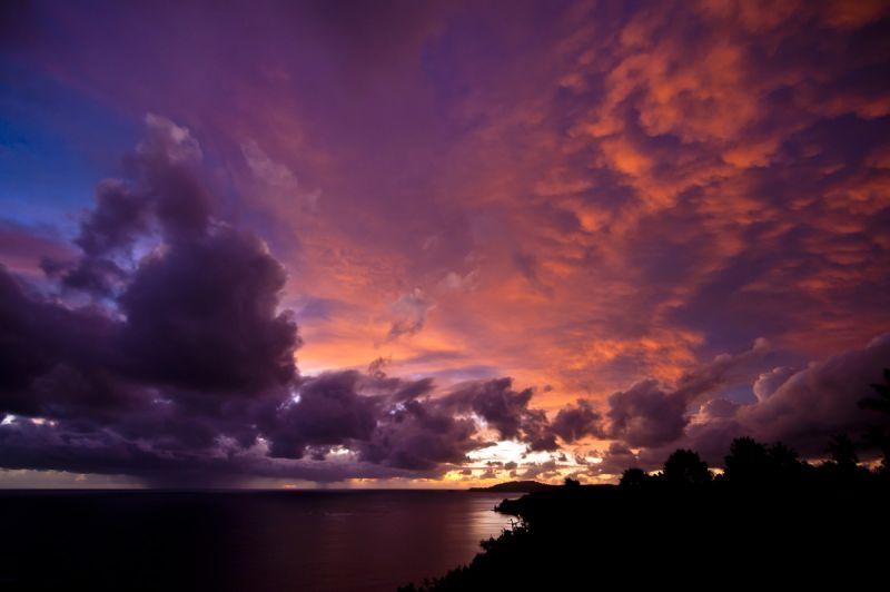 Princeville, Kauai Sunrise