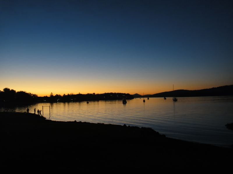Salamander Bay, Port Stephen's, Australia