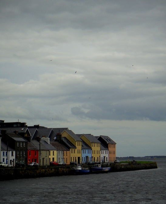 Galway Cottages by the sea