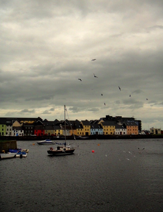 Galway Cottages by the sea II