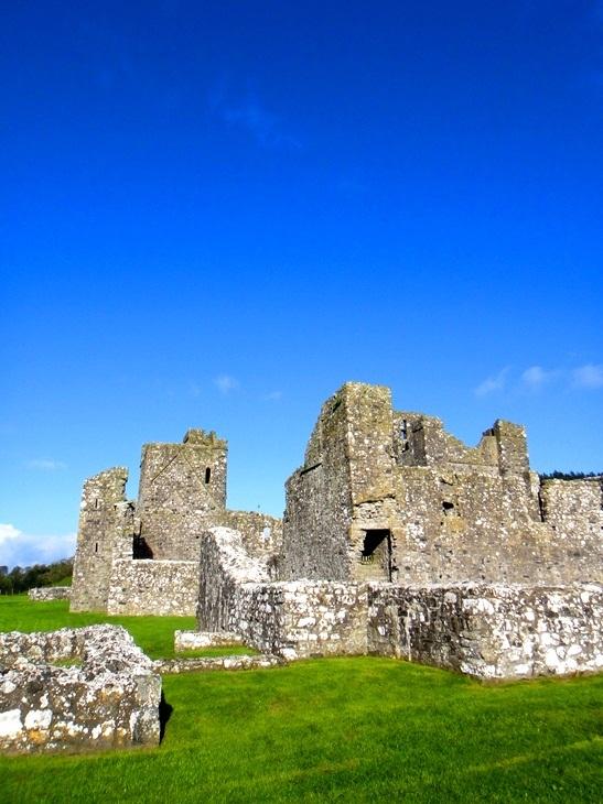 Castle in County Meat, Ireland