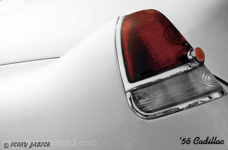 Cadillac Cad taillight 1956