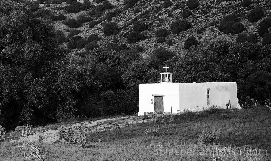 Old Capilla (chapel)- La Cieneguilla NM
