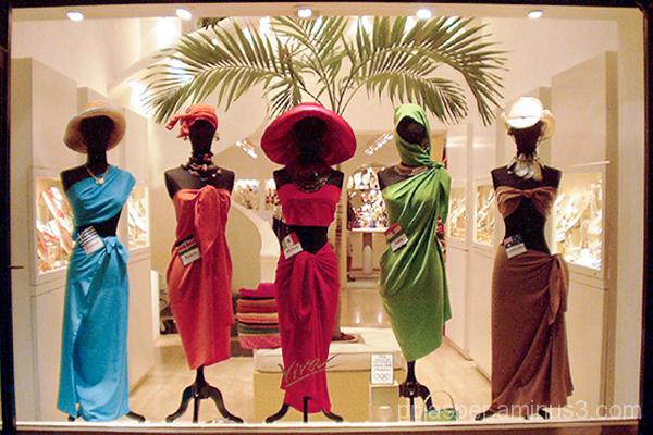 5 Mannequins