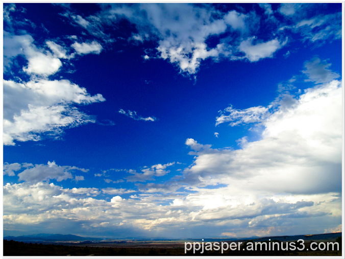 Big Sky Over Galisteo