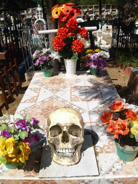 Grave - San Miguel A.