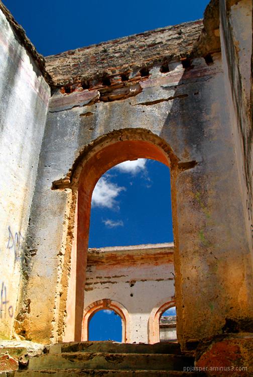 Old Hacienda Ruin - Guanajuato