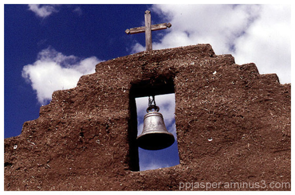 Picuris Pueblo Bell