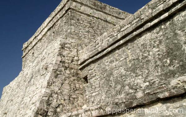 Mayan Temple -