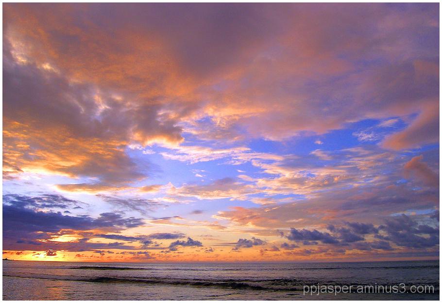 Sun Setting - Puerto Vallarta