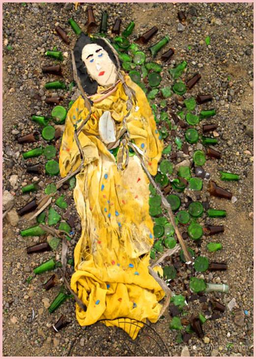 Maria Guadalupe - Santa Fe Trash