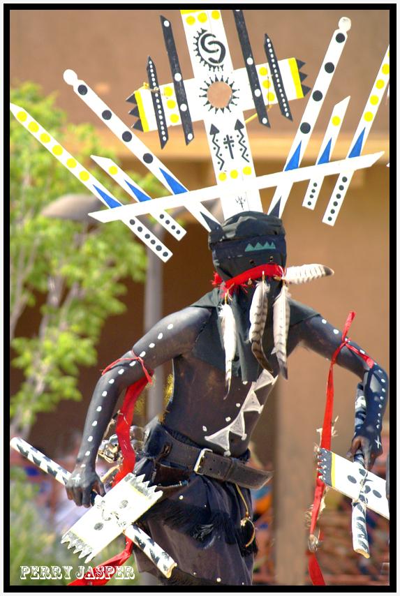 Apache Ganz Dancer