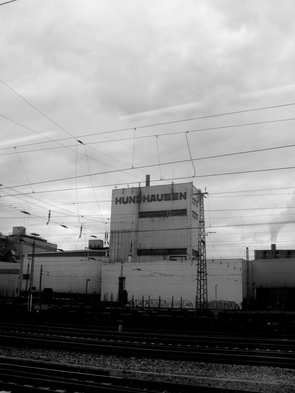 Rhine-Ruhr-Sprawl (I)