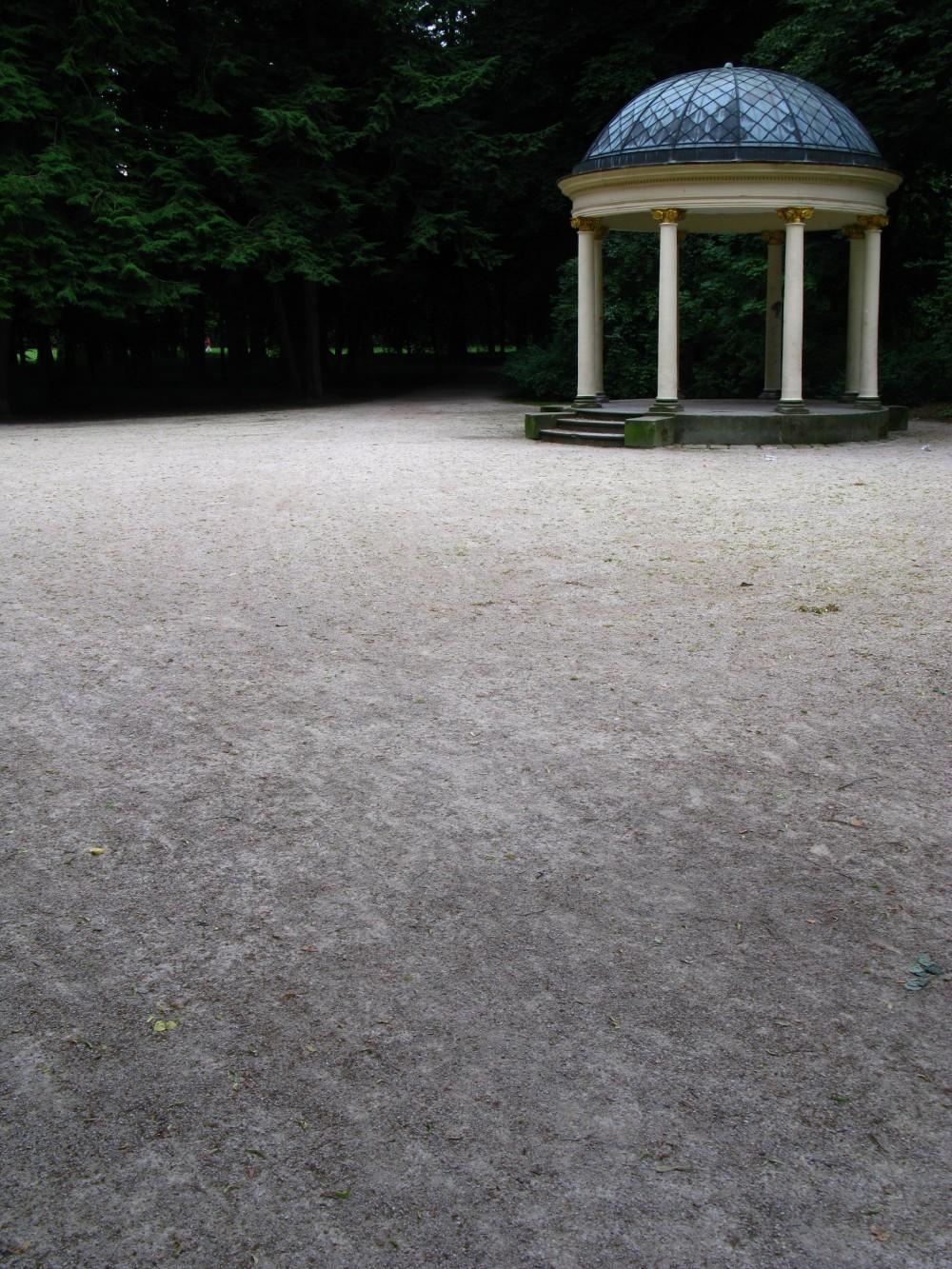 Pavilion in Bayreuth's Hofgarten