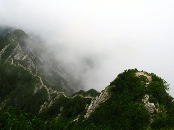 Herzogenstand Ridge