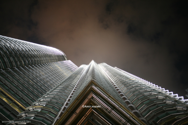 KLCC, Twin Towers.2011