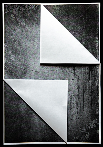 abstract, paper art