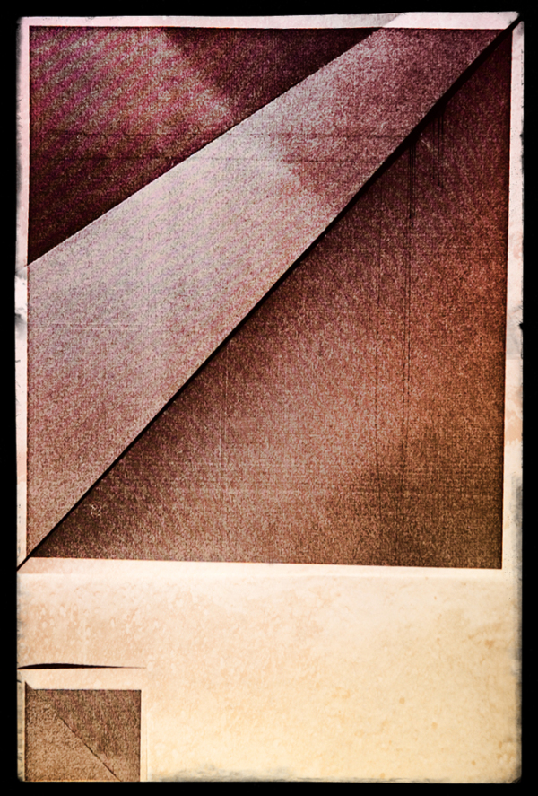 folded papers