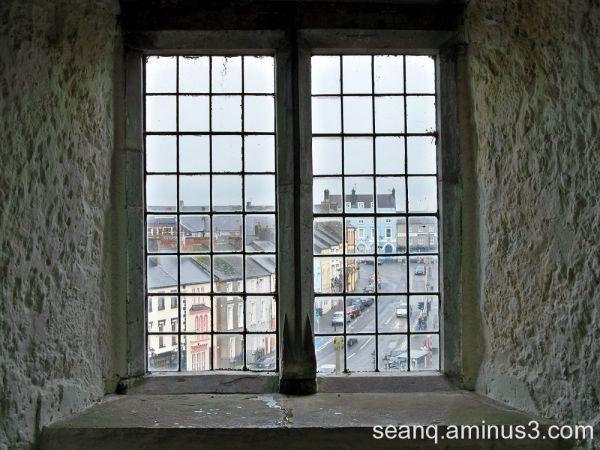 Cahir Castle View