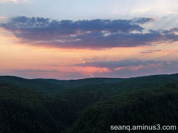 """Grand"" Sunset"