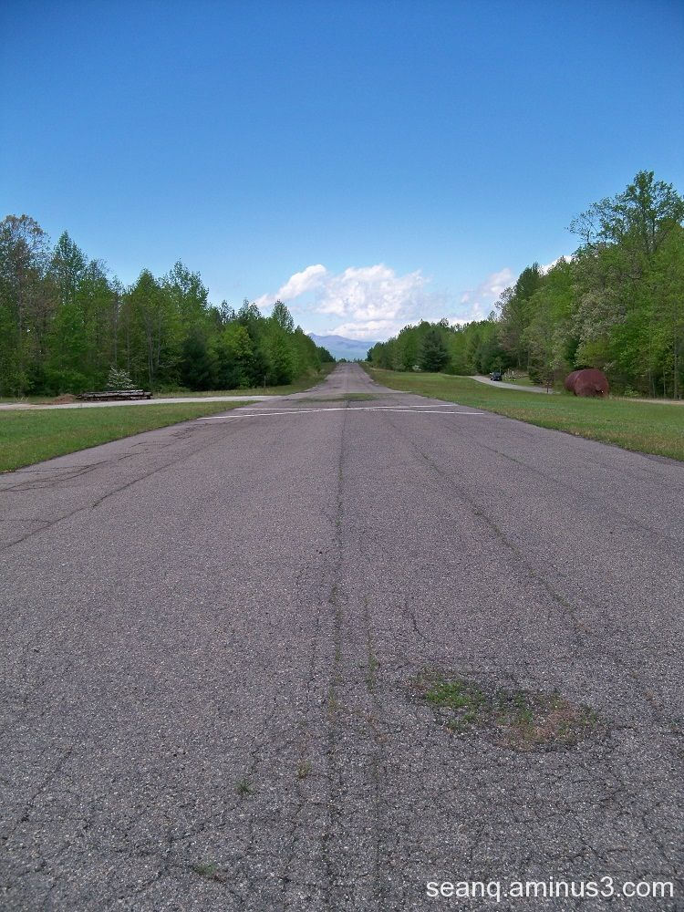 Dupont's Mountain Runway