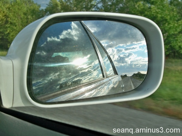 Objects In Mirror Are...