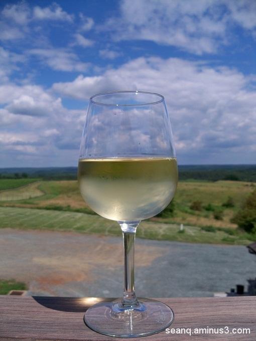 Blenhiem Chardonnay On Site