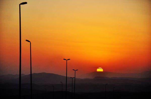 غروب (Sunset)