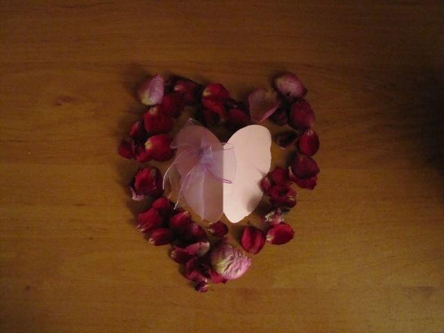 Heart & Butterfly
