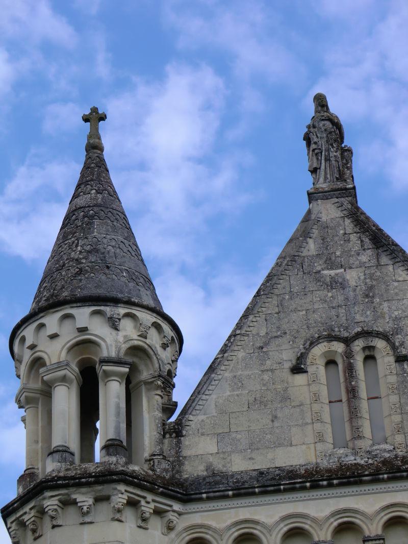 La chapelle Sainte-Barbes des Mines