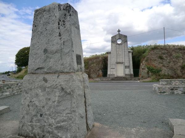 Monuments de l'aviateur Gasnier