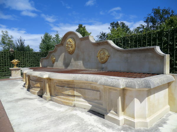 Buffet en fontaine