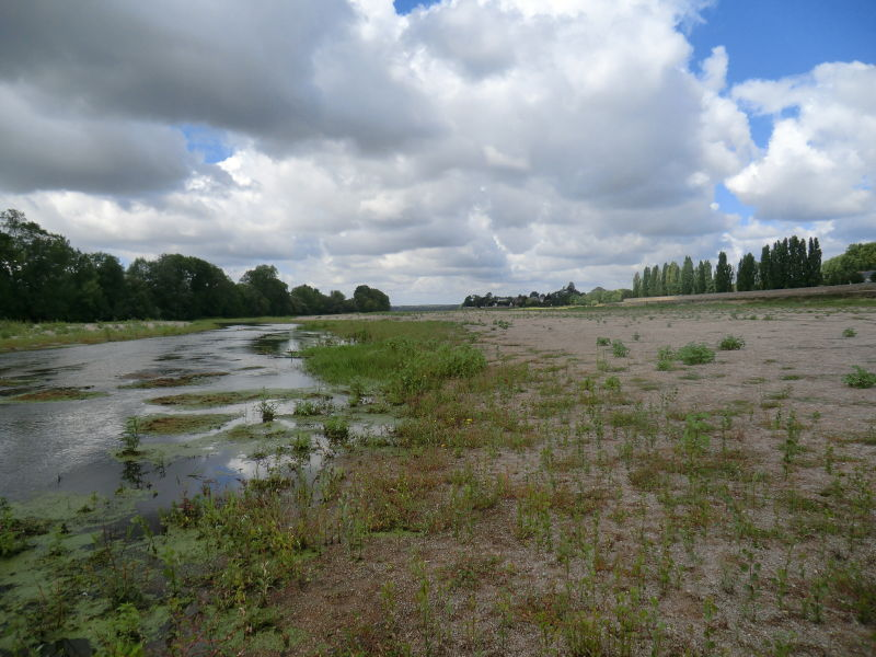 La Loire prend source