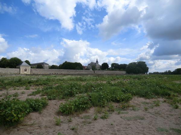Au quai de Sainte-Gemmes-sur-Loire