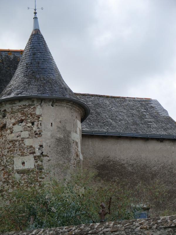 Le logis du gouverneur à Ingrandes-sur-Loire