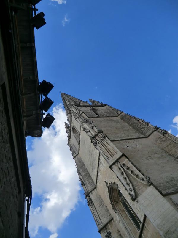 èglise Notre-Dame à Niort.